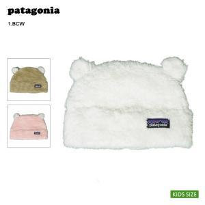 メール便 PATAGONIA FA'18 パタゴニア 60560 Baby Furry Friends Hat ベビー ファーリー フレンズ ハット 子供用 キッズ ベビー 帽子 ハット ニット帽|delicious-y