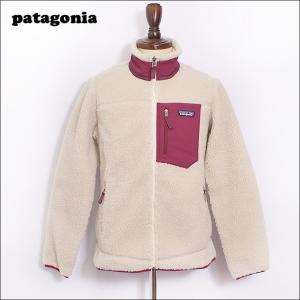 PATAGONIA FW'18 パタゴニア 23074 Women's Classic Retro-X Fleece Jacket ウィメンズ クラシック レトロX ジャケット レディース アウター フリースジャケット|delicious-y