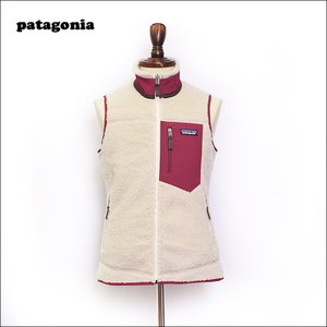 PATAGONIA FW'18 パタゴニア 23083 Women's Women's Classic Retro-X Fleece Vest ウィメンズ クラシック レトロX ベスト レディース アウター フリースベスト|delicious-y