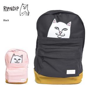 RIPN DIP リップンディップ RND1695 RND1696 Lord Nermal Backpack ネコ バックパック リュックサック|delicious-y
