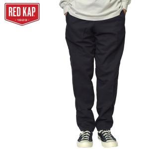 RED KAP レッドキャップ PS54BK Spun Poly Baggy Chef Pant Black ブラック 黒 メンズ ユニセックス ボトムス 長パンツ バギーパンツバギーシェフ ロングパンツ delicious-y