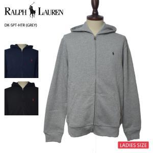 Polo Ralph Lauren Boys ポロ ラルフ ローレン ボーイズライン 547626 ワンポイント フルジップ パーカー グレー ネイビー ブラック レディース フーディー|delicious-y