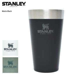 STANLEY スタンレー STACKING BEER PINT 16oz 0.47L ステンレス マグカップ スタッキング真空パイント タンブラー カップ アウトドア キャンプ|delicious-y