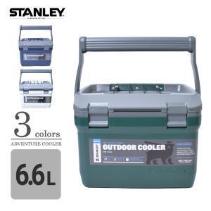 再入荷 STANLEY スタンレー アドベンチャー クーラー 6.6L 10-01622-035 10-01622-037 グリーン レッド クーラーボックス 保温 保冷 アウトドア キャンプ delicious-y
