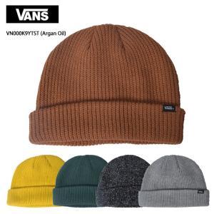 メール便 VANS APPAREL バンズ アパレル CORE BASICS BEANIE メンズ ニット帽 帽子 ビーニー delicious-y