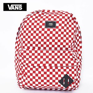 VANS バンズ アパレル VN000ONIRLM OLD SKOOL IIRED WHITE CHECK バックパック リュックサック チェック|delicious-y