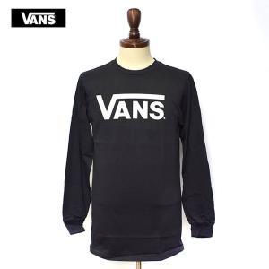 メール便 VANS バンズ アパレル VN000K6HY28 ロングスリーブTシャツ ロンT delicious-y