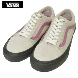 VANS MENS バンズ ヴァンズ メンズ VN000ZD4W8P OLD SKOOL PRO Day Mellow Mauve Suede Canvas オールドスクール プロ スエード キャンバス スニーカー 靴|delicious-y