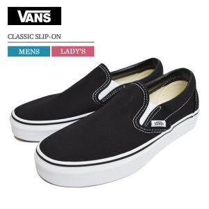 VANS WOMENS バンズ/ヴァンズ レディース VN000EYEBLK CLASSIC SLIP-ON Black White クラシック スリッポン ブラック 黒 ホワイト 白 レディ−ス スニーカー 靴 delicious-y