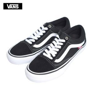VANS MENS バンズ VN000ZD4Y28 OLD SKOOL PRO Black White オールドスクールプロ スエードキャンバス スニーカー 靴|delicious-y