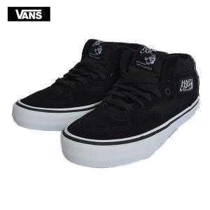 VANS MENS バンズ メンズ VN0A38CPB8C ハーフキャブ プロ ブラック メンズ スニーカー 靴|delicious-y