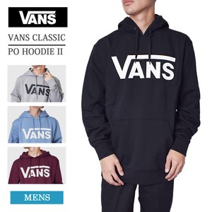 VANS APPAREL バンズ アパレル VN0A456BY28 VN0A456BADY CLASSIC PO HOODIE II フーディー パーカー メンズ 長袖 スウェット delicious-y