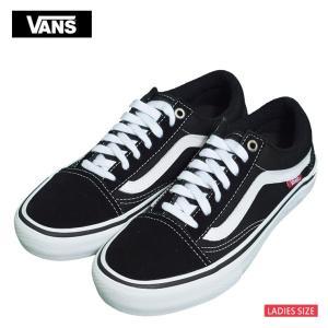 VANS WOMENS バンズ スニーカーレディース VN000ZD4Y28オールドスクールプロ ブラックホワイト スエードキャンバス 靴 delicious-y