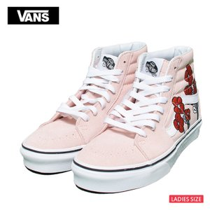 VANS LADIES バンズ VN0A38GEUPN SK8HI Disney スケートハイジップ ディズニー ミニー スニーカー 靴|delicious-y