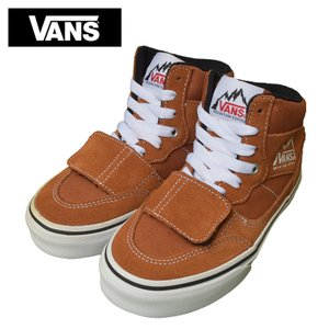 ワケあり-1270 VANS KIDS バンズ キッズ VN0A3DQJOD8 MOUNTAIN EDITION マウンテン エディション ブラウン ホワイト 子供 靴 delicious-y