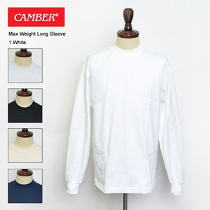 CAMBER 8oz MAX WEIGHT LONG SLEEVE #305 キャンバー MENS/...