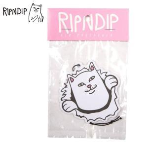 メール便 RIPN DIP リップンディップ Nermamaniac Air Freshener RND2517 エアーフレッシュナー 吊り下げ用芳香剤 猫 CAT 雑貨 フレグランス ストリート deliciousy2