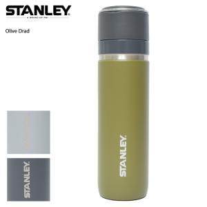 STANLEY スタンレー GO CERAMIVAC BOTTLE 24oz ゴーシリーズ 0.7L ステンレス タンブラー 真空 保温 保冷 アウトドア キャンプ 水筒|deliciousy2
