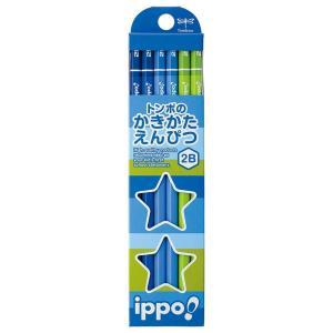 トンボ かきかた鉛筆 2B 1ダース  トンボ(Tombow)」の鉛筆です。  1個での販売となりま...