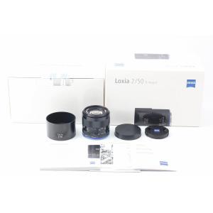 ◆ほぼ未使用◆カールツァイス Carl Zeiss LOXIA 50mm F2 ソニーEマウント用 ...