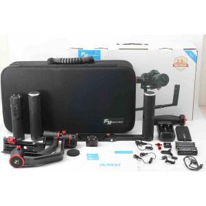 Feiyu Tech a2000 ダブルハンドル付き 3軸カメラスタビライザー 22708