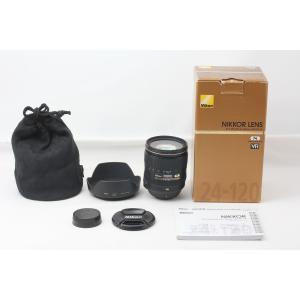 交換レンズ 送料無料 ニコン Nikon AF-S NIKKOR 24-120mm F4G ED V...