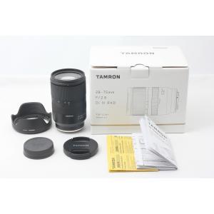 交換レンズ 送料無料 タムロン TAMRON 28-75mm F2.8 Di III RXD A03...