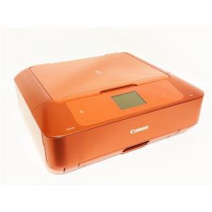 全国一律 送料無料  キヤノン インクジェット プリンター複合機 MG7530  オレンジ
