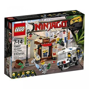 おもちゃ ゲーム 積み木 レゴ ブロック LEGO Ninjago Movie City Chase...