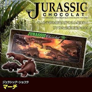 恐竜のチョコレート ジュラシックショコラ マーチ [バレンタイン 恐竜 おもしろチョコレート]