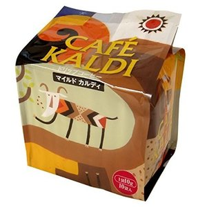 10gx10パック入り カップの上で広げ、お湯を注ぐだけ。一杯ずつ本格ドリップコーヒーが楽しめます。...