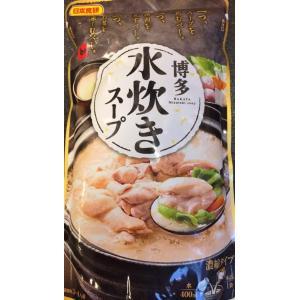 日本食研 博多水炊きスープ 濃縮タイプなべつゆ|delistasuehiro