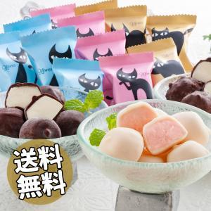 お中元 送料無料 2021 一口 アイス イーペルの猫祭り プチチョコアイス 美味しい おすすめ スイーツ 御中元 3種 計 40個 ybk-A-EPH|deliverydelight