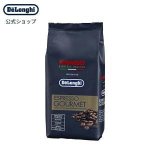 キンボ グルメ コーヒー豆 250g [DLSC608] 珈琲豆 コーヒーパック コーヒー 珈琲 豆 kimbo デロンギ delonghi 美味しいコーヒー豆 デロンギ公式PayPayモール店