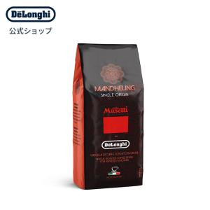 ムセッティ マンデリン コーヒー豆 250g [MB250-MD] コーヒー 豆 珈琲 珈琲豆 ブレンドコーヒー レギュラーコーヒー 美味しいコーヒー豆 デロンギ公式PayPayモール店