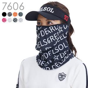 裏起毛フェイスマスク 防寒対策 息苦しくない フェイスカバー フェイスマスク レディースゴルフウェア|delsol-golf