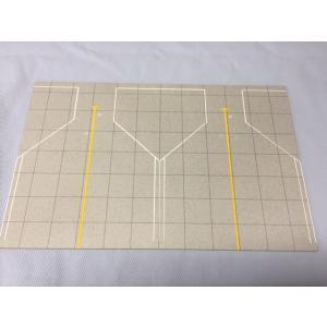 1/400 RI4-01L 空港ターミナル板 DM便不可製品|delta-groove