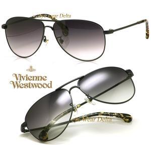 Vivienne Westwood ヴィヴィアン・ウエストウッド サングラス VW-4702-DG delta