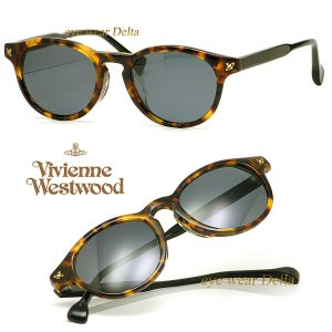 VivienneWestwood MAN ヴィヴィアンウエストウッド サングラス VW-9703-YD delta