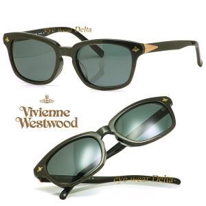 Vivienne Westwood ヴィヴィアンウエストウッド サングラス VW-9708-GG delta
