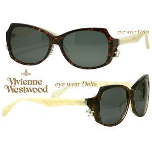 Vivienne Westwood ヴィヴィアンウエストウッド サングラス VW-7758-LP delta