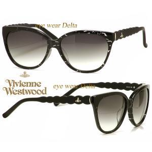Vivienne Westwood ヴィヴィアン・ウエストウッド サングラス NEWモデル VW-7760-BB delta