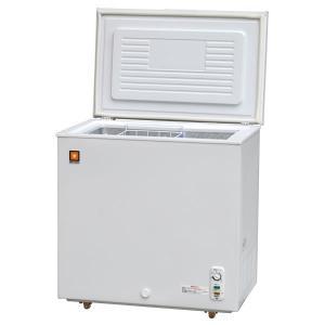 レマコム 冷凍ストッカー 冷凍庫 RRS-102CNF den-mart