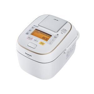 パナソニック IH炊飯器 SR-PW106-W 5.5合炊き Wおどり炊き|den-mart