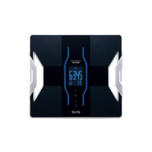 タニタ 【RD-903同等品】デュアルタイプ体組成計 インナースキャンデュアル RD-905-BK(ブラック)|den-mart