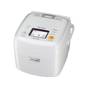 三菱電機 IHジャー炊飯器(3.5合炊き) NJ-SW067-W(ピュアホワイト)|den-mart