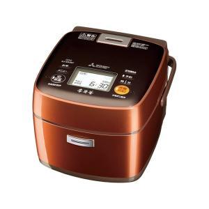 三菱電機 IHジャー炊飯器(3.5合炊き) NJ-SW067-D(ブロンズ)|den-mart
