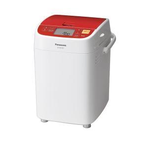 パナソニック ホームベーカリー(1斤タイプ) SD-BH1001-R(レッド)