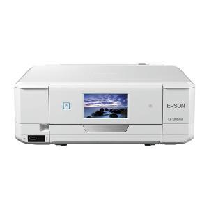 エプソン A4インクジェット複合機 Colorio/カラリオ EP-808A-W(ホワイト) |den-mart