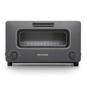 バルミューダ 5ccボイラースチーム搭載 BALMUDA The Toaster ブラック K01E-KG|den-mart